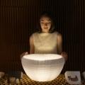 Светильники из крафт-бумаги molo design