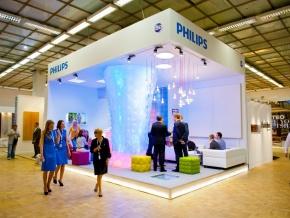 WonderWalls в партнерстве с Philips на AРХ Москве 2012