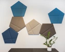 Декоративные акустические стеновые панели BuzziSpace BuzziTile