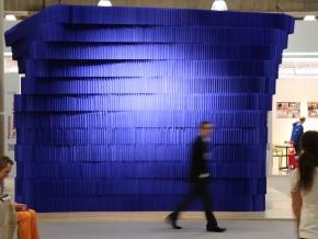 Завораживающая инсталляция molo design на ICFF в Нью-Йорке!