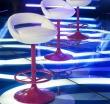 Барные стулья с чашеобразной формой сиденья Johanson Design Ios