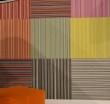 Стеновые панели из войлока Buzzi Switch Brick