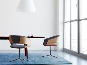 Johanson Design Gap - современный стул с минималистичным дизайном