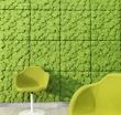 Leaves - Акустические панели, Войлок / Текстиль, Стеновые панели