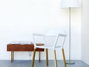 Johanson Design P77 - экологичный стул в современном стиле