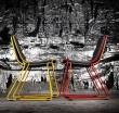 Speed - Интерьер, Столы и стулья