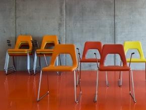 Johanson Design Studio - современный стул в минималистичном дизайне