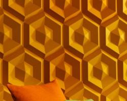 Настенные акустические панели Johanson Design Beehive