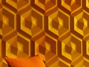 Johanson Design Beehive - декоративные стеновые акустические панели