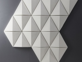 Abstracta Bits Wall - звукопоглощающие стеновые панели