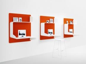 Abstracta Wall In One - настенное рабочее пространство-место