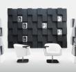 Window Wall - Акустические панели, Войлок / Текстиль, Напольные ширмы и перегородки, Стеновые панели