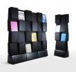 Window Floor - Войлок / Текстиль, Напольные ширмы и перегородки