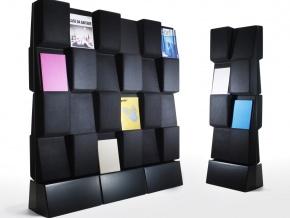 Abstracta Window Floor - напольная акустическая перегородка