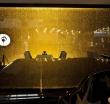 Структурные панели Bencore Lightben в интерьере ресторана Cafe 21