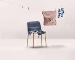 Дизайнерские стулья и столы Alki Jantzi