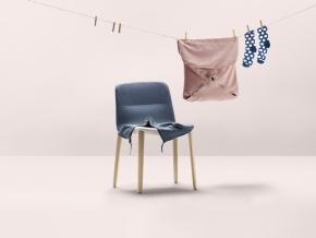 Alki Jantzi - деревянные стулья в современном стиле