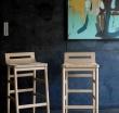 Дизайнерские барные стулья Alki Kimua