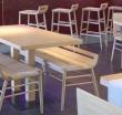 Дизайнерские скамейки Alki Kimua
