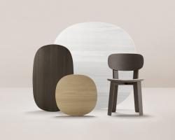 Дизайнерские столы и стулья Alki Triku