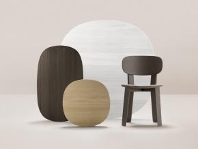 Alki Triku - деревянные стулья и столы в современном стиле