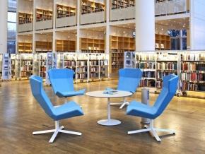 Johanson Design Stealth - кресло в современном стиле