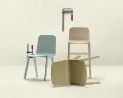 Дизайнерские стулья, столы и табуреты Alki Heldu