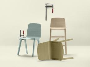 Alki Heldu - стулья в современном стиле