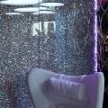 Декоративные настенные панели из алюминия Alusion Large Cell