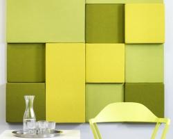 Настенные акустические панели Johanson Design Frequency Wall