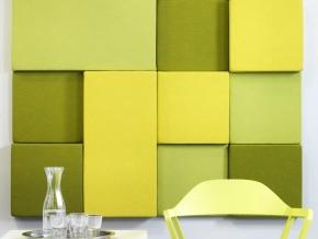 Johanson Design Frequency Wall - декоративные стеновые акустические панели