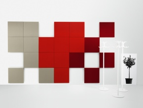 Abstracta Soneo Wall - акустические стеновые панели