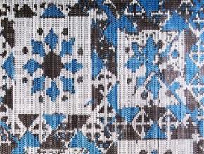 KriskaDECOR Country - металлические шторы-перегородки из алюминия