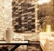 Подвесные перегородки, ширмы и занавесы из алюминиевых цепочек KriskaDecor Luxury