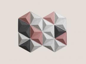 Abstracta Aircone - декоративная акустическая ширма-перегородка
