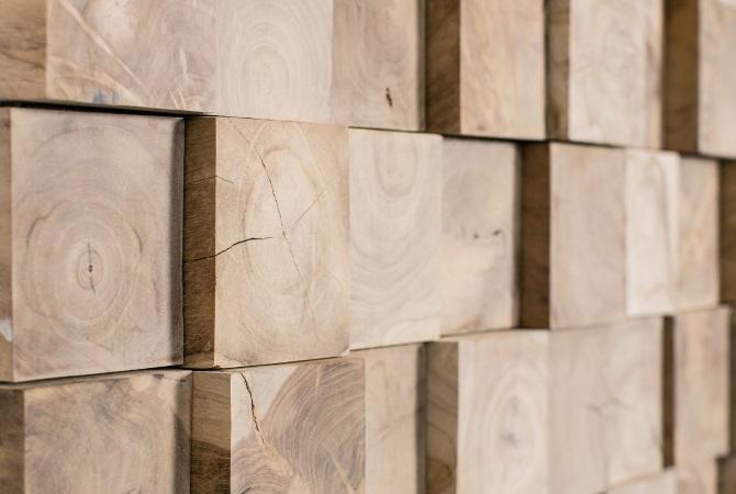 Настенные панели из восстановленной древесины Wonderwall Studios