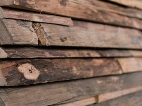 Wonderwall Studios Gallon - декоративные стеновые панели из восстановленной древесины