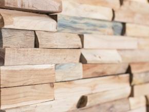 Wonderwall Studios Mercury - декоративные настенные панели из восстановленной древесины