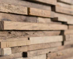 Настенные панели из восстановленной древесины Wonderwall Studios Parker
