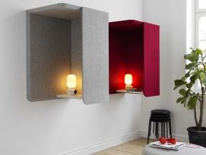 Abstracta Wall Booth - настенная кабинка