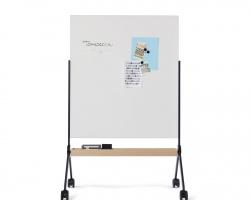 Магнитно-маркерная доска Abstracta Draft