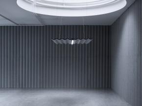 Abstracta Scala Ceiling - подвесная акустическая панель