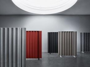 Abstracta Scala Floor - напольная акустическая ширма-перегородка