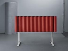 Abstracta Scala Table - настольный акустический экран-перегородка