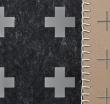 Акустическая подвесная ширма-перегородка Abstracta Combo Cross