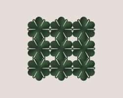 Декоративные звукопоглощающие элементы Abstracta Airbloom