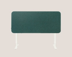 Настольный акустический экран-перегородка Abstracta Domo Table