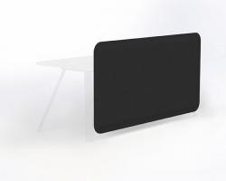 Настольная акустическая ширма-перегородка BuzziSpace BuzziFrontDesk