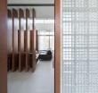 Декоративные стеклянные блоки Fred&Fred в частном интерьере