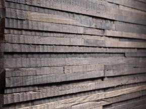Wonderwall Studios Sage - декоративные стеновые панели из восстановленной древесины